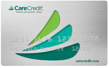 Financing CareCredit Greenwich